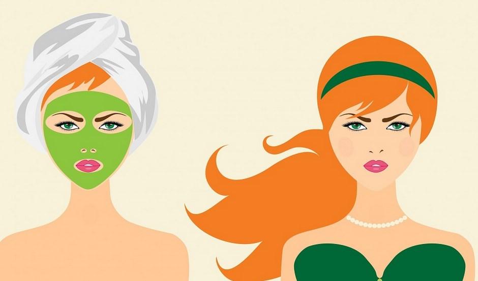 Fameux masques bizarres