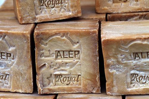 Le savon d'Alep